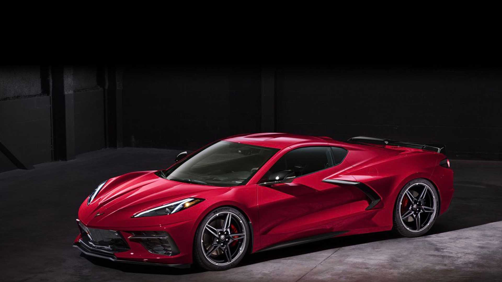 2020 Chevrolet Corvette C8 Stringray