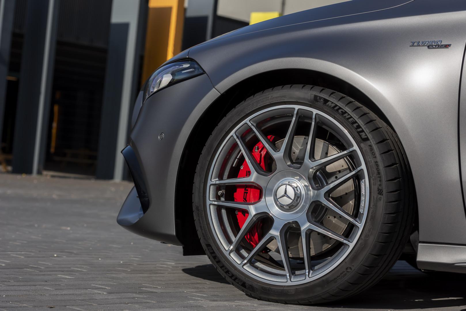 2020 A45 AMG S Wheels