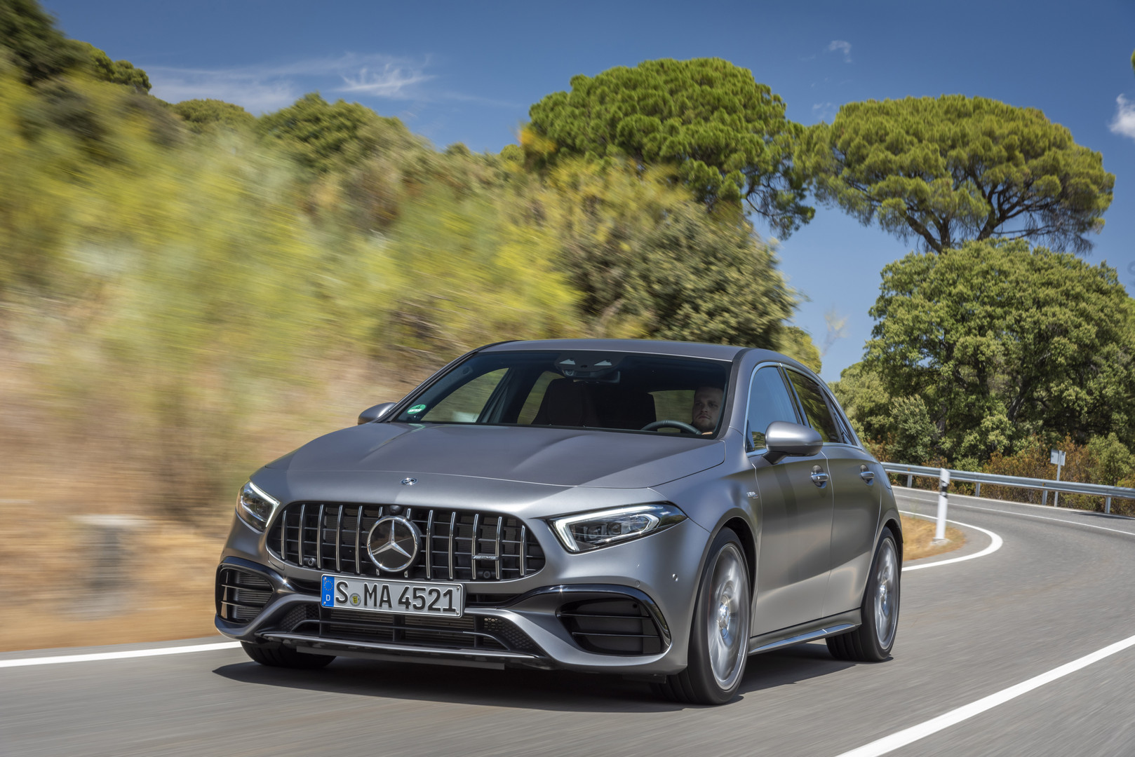 2020 Mercedes-AMG A45 S Price