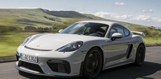 2020 Porsche 718 Cayman GT4 Review