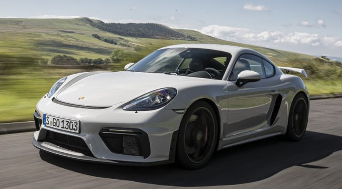 2020 Porsche 718 Cayman GT4 Review