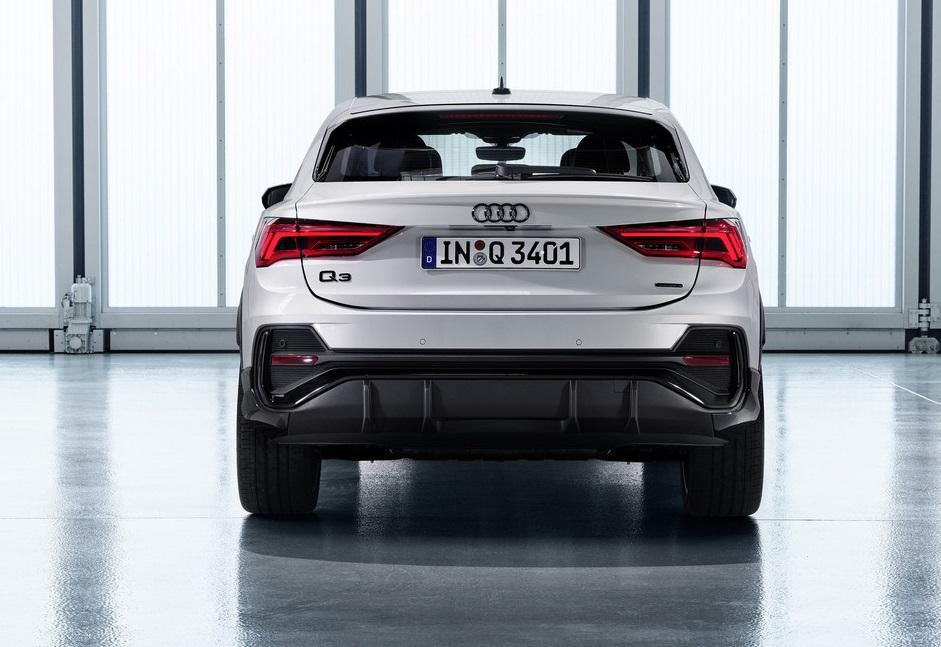 Audi Q3 Sportback Rear