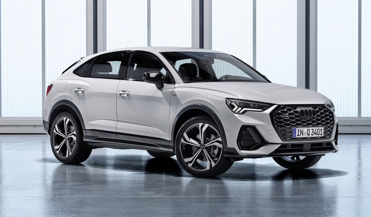 2020 Audi Q3 Sportback New Suv Coupe Joins Q Lineup Gtspirit