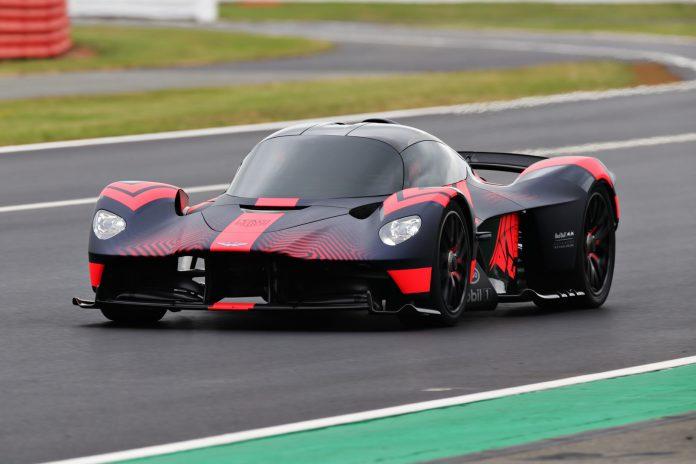 Aston Martin Valkyrie Price