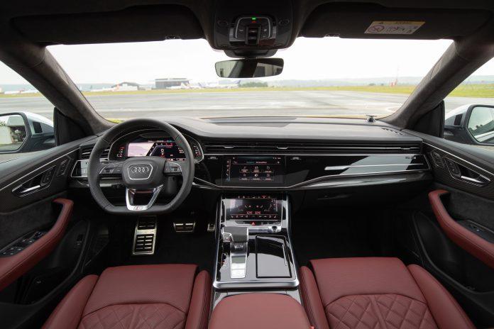 Audi SQ8 TDI Review
