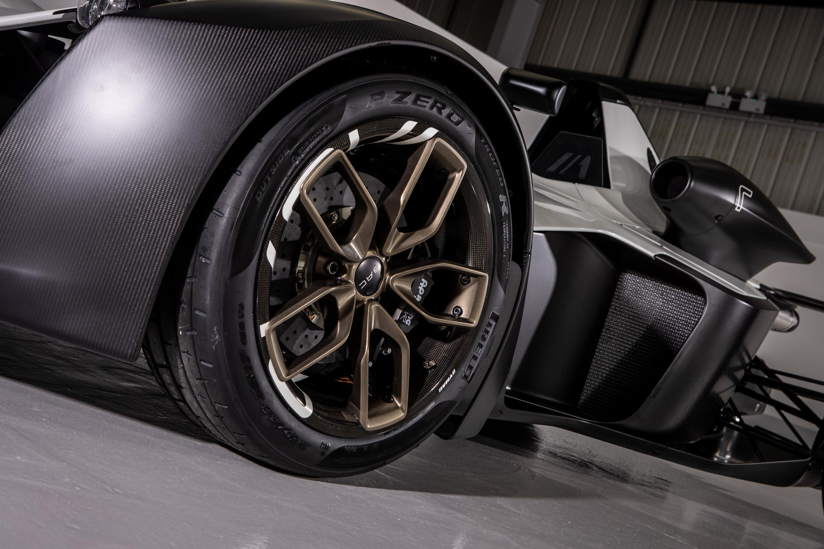 BAC MONO R Wheels