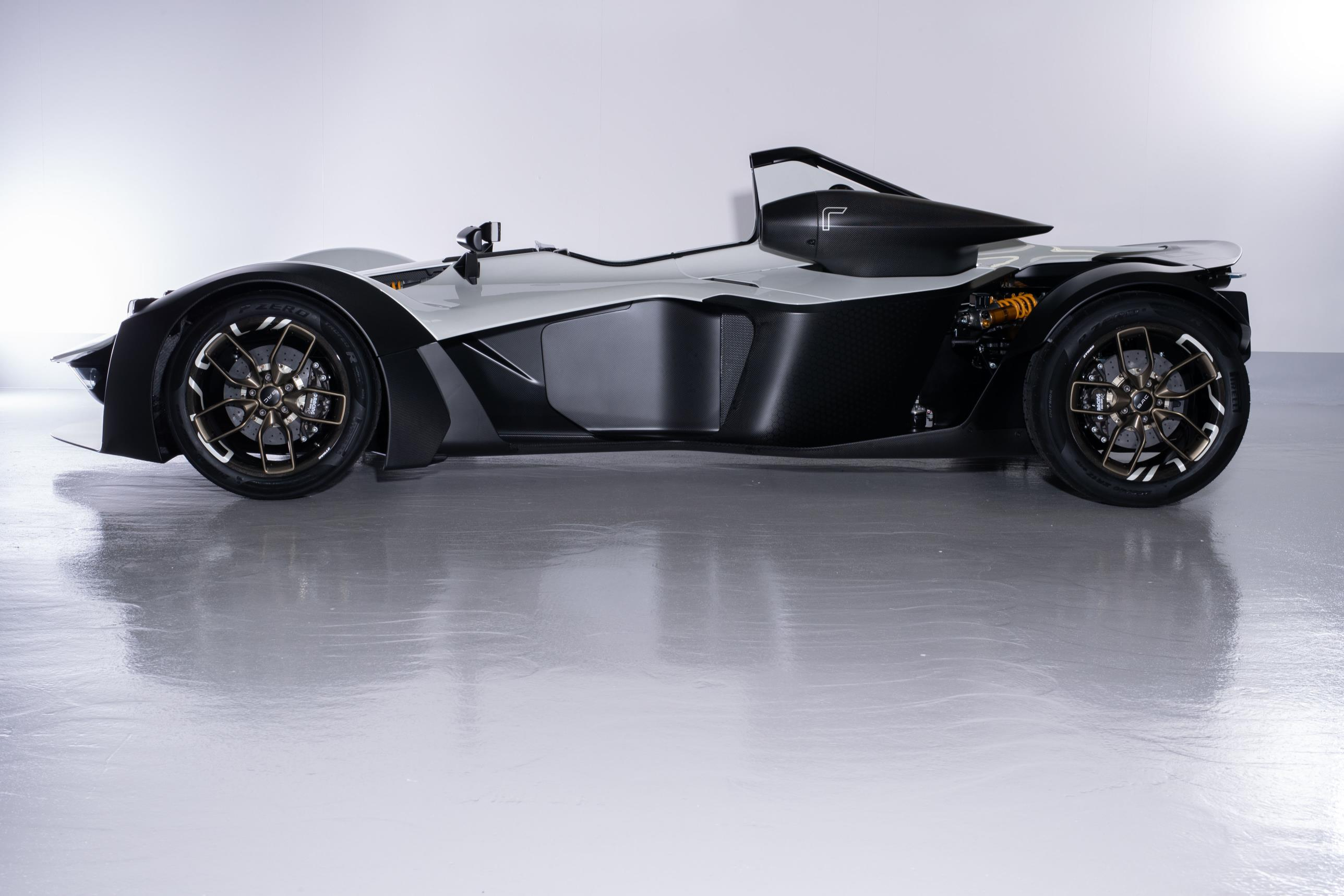BAC MONO R Side View