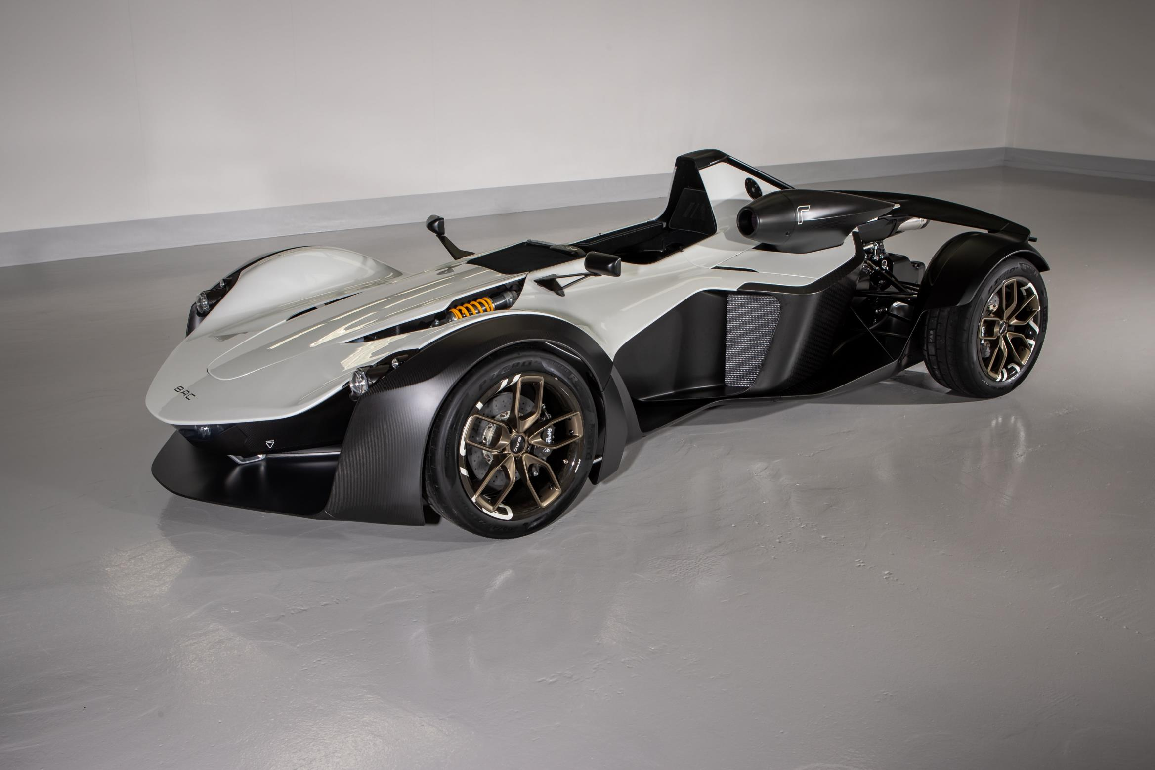Bac Mono For Sale >> New BAC Mono R Unleashed at Goodwood 2019 - GTspirit