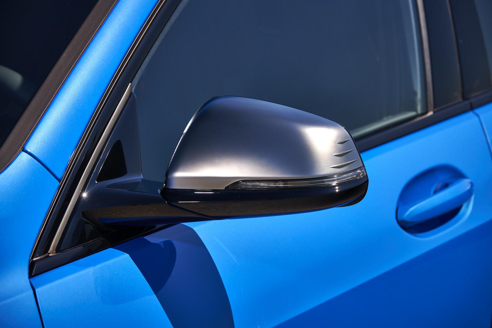 BMW M135i Mirror Caps