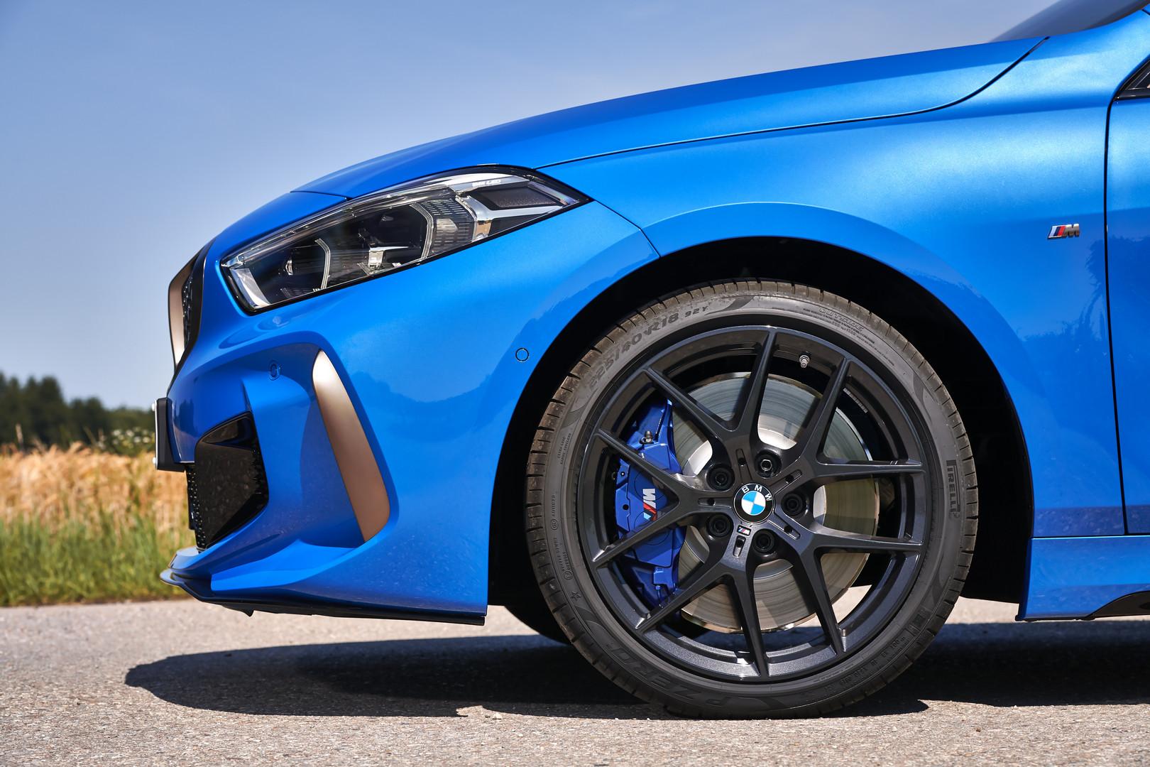 BMW M135i xDrive Wheels