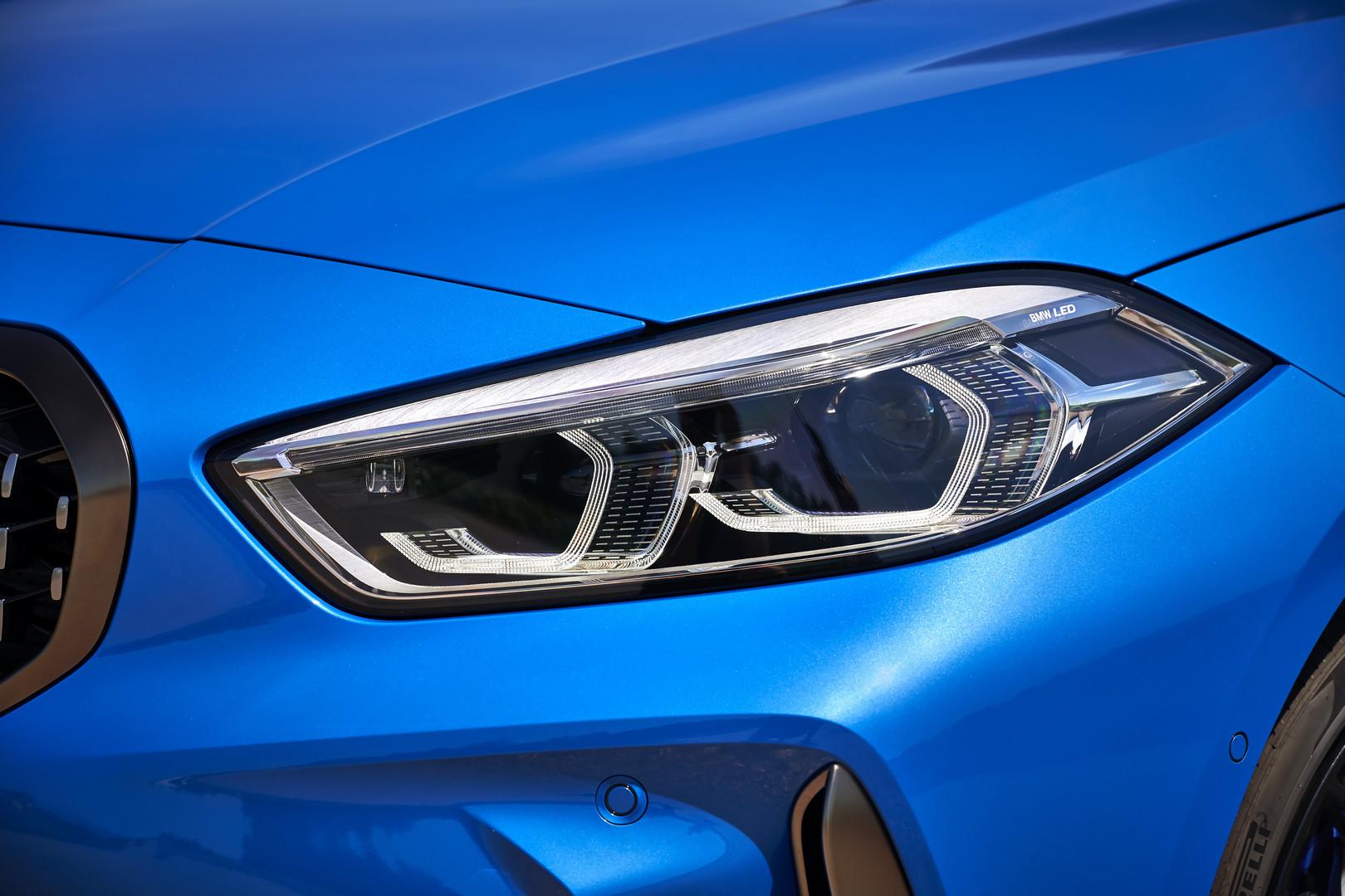 2020 BMW M135i Headlight