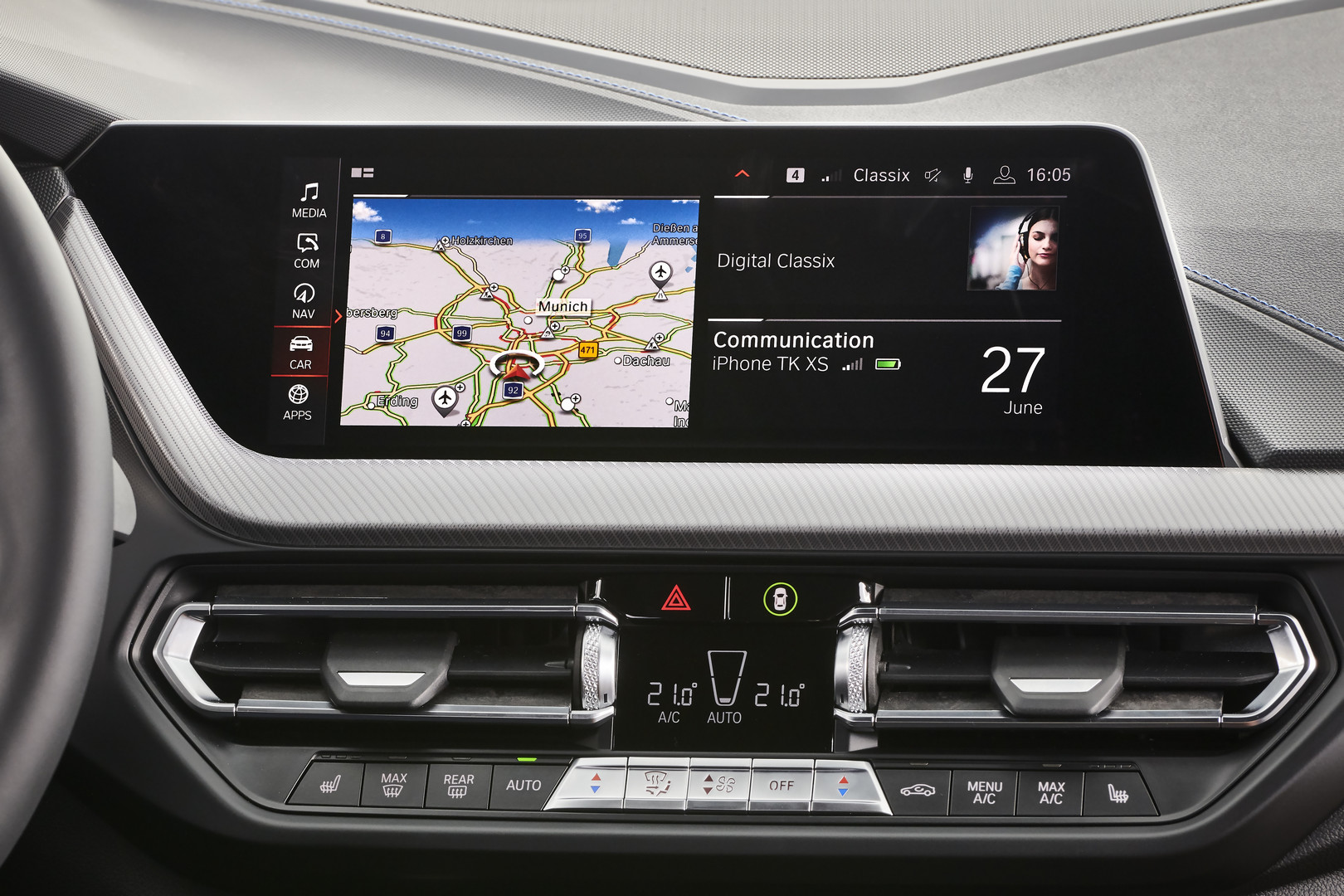 BMW M135i Maps