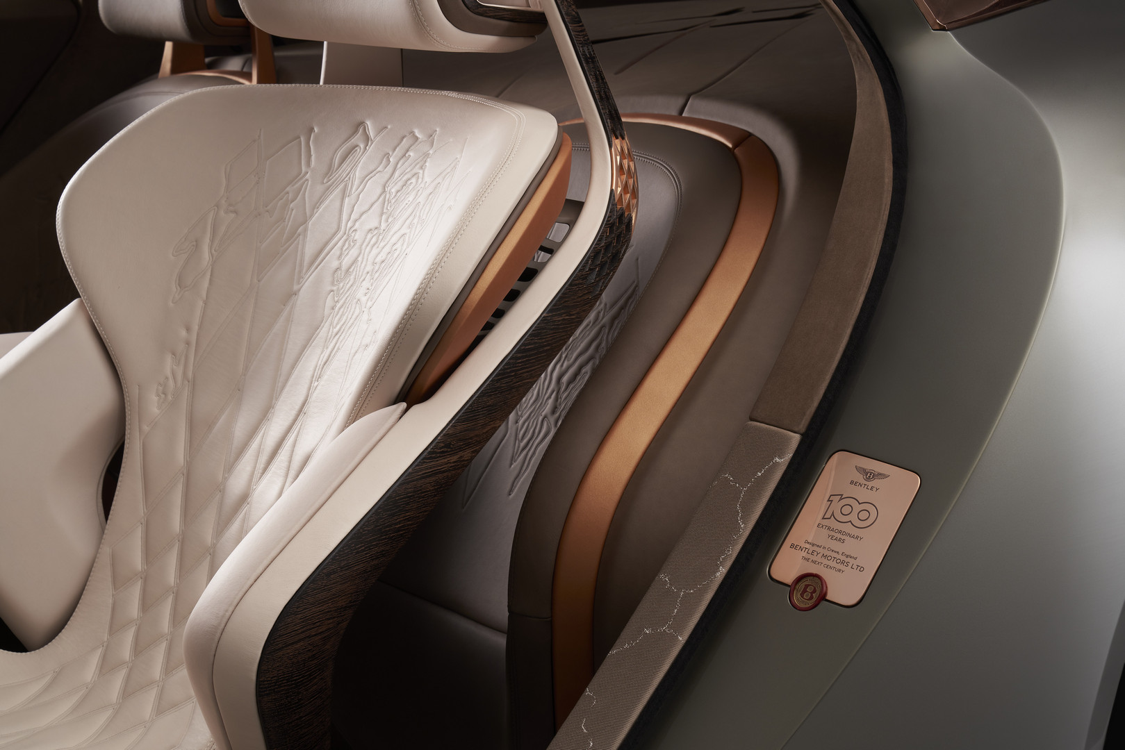 Bentley Seats