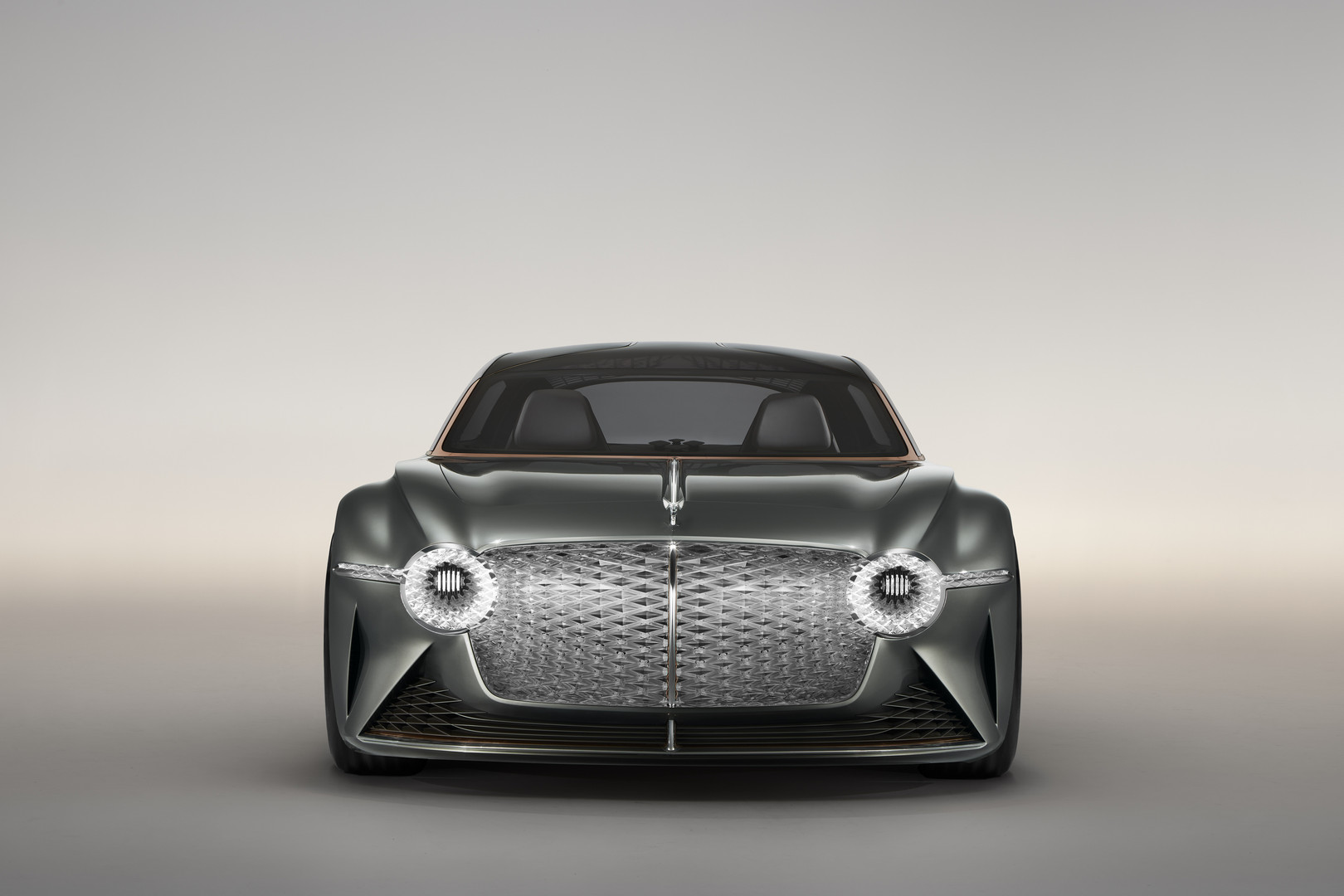 Bentley EXP 100 GT Front