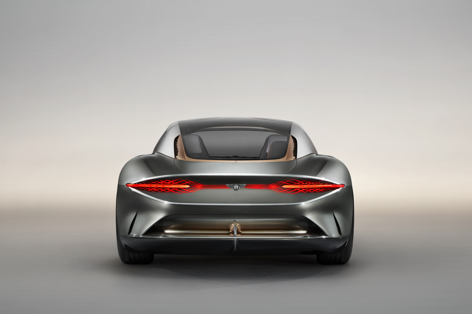 Bentley EXP 100 GT Rear Lights