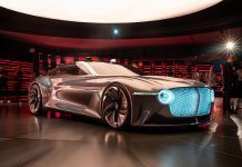 Bentley EXP 100 GT Wallpaper