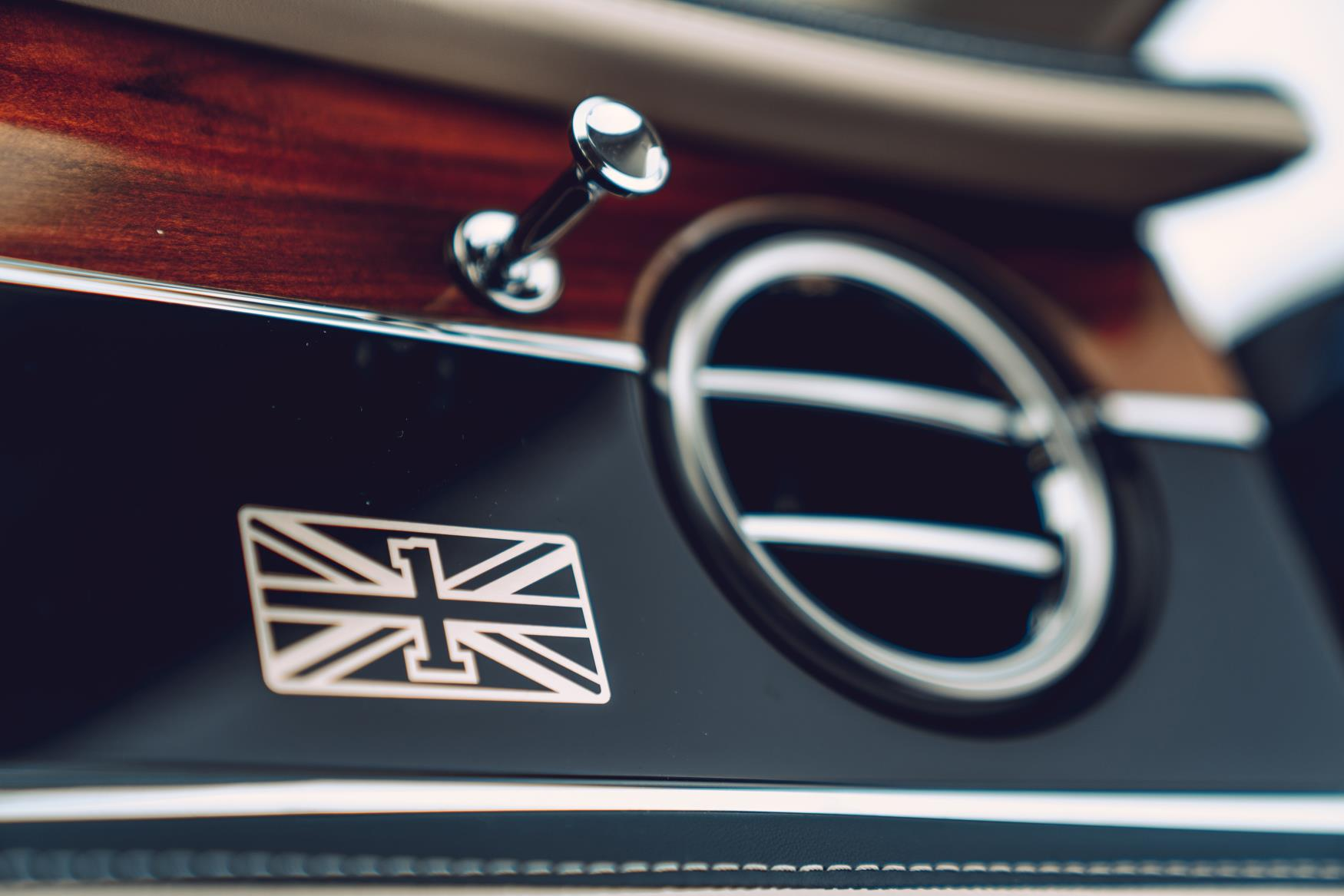 Bentley England Flag