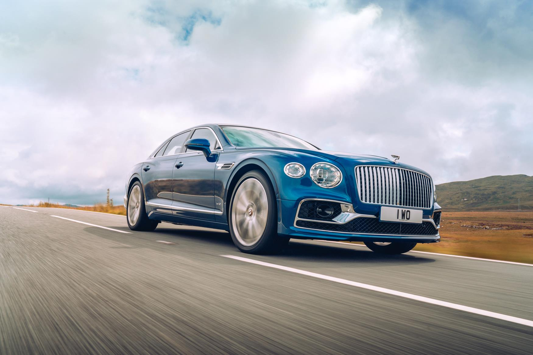 Bentley Flying Spur First Edition Price