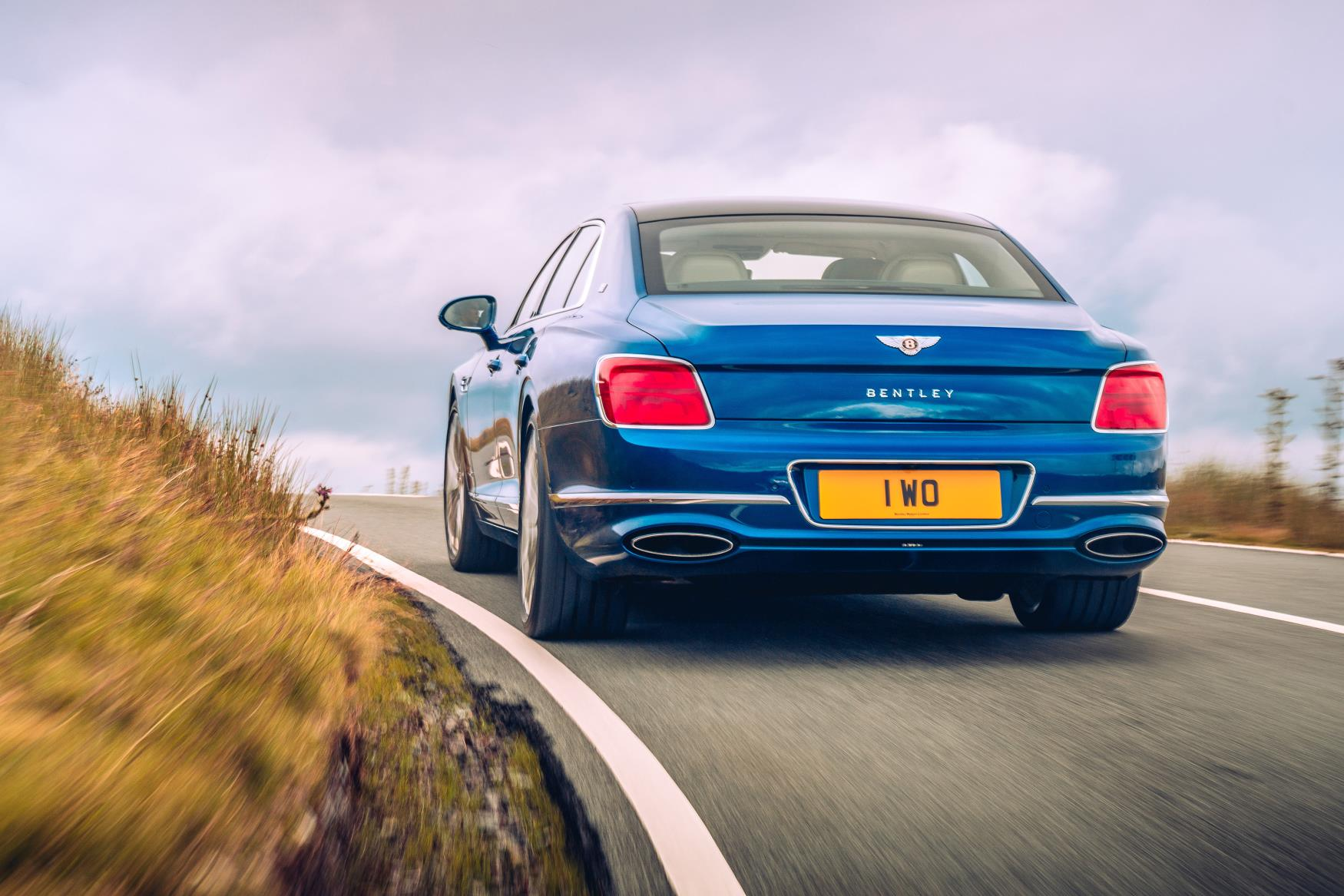 Bentley Flying Spur First Edition Rear Lights