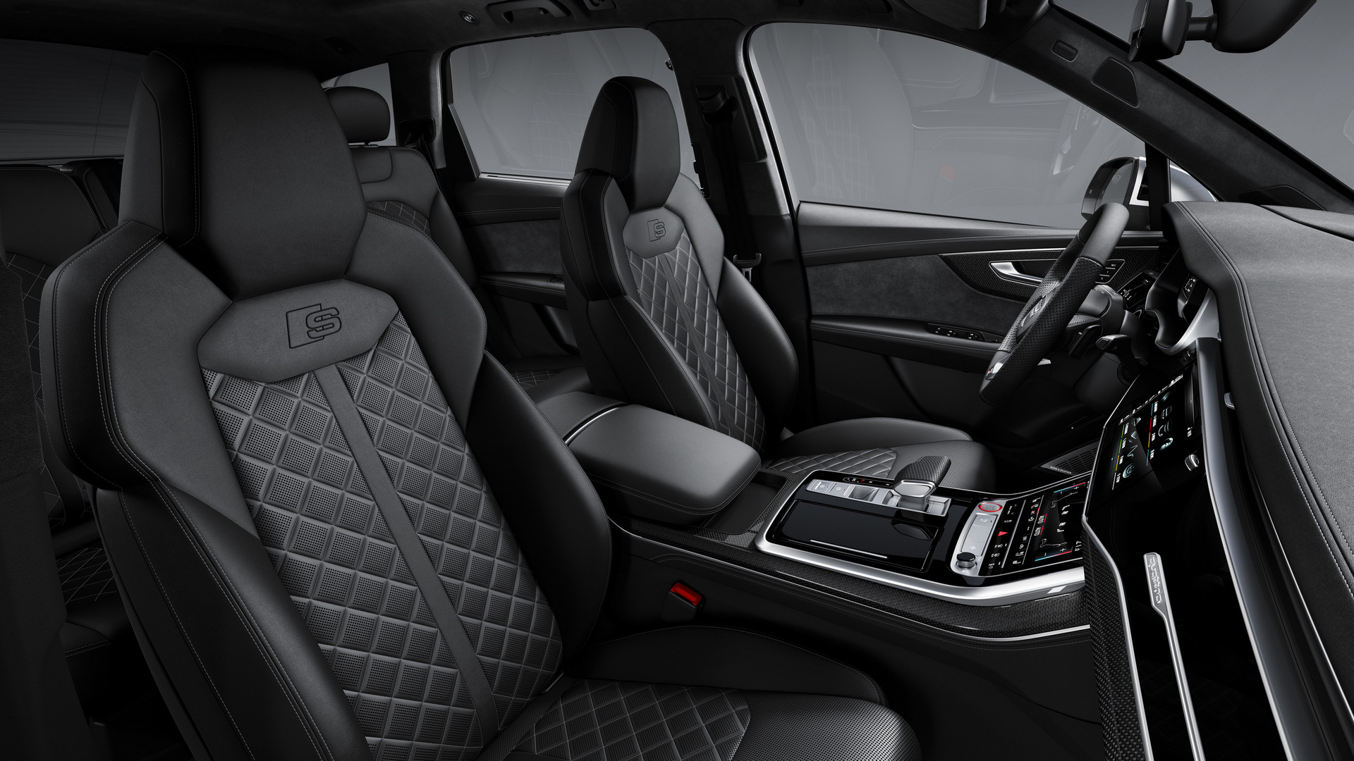 Audi SQ7 TDI Seats