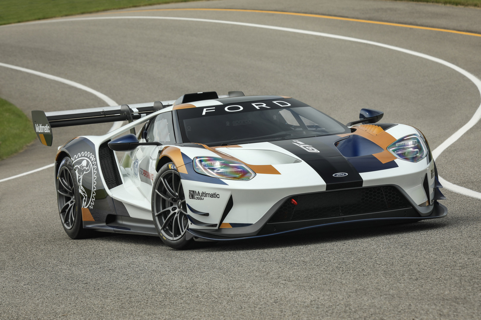 Ford GT Mk II: Track Only GT Limited to 45 Units