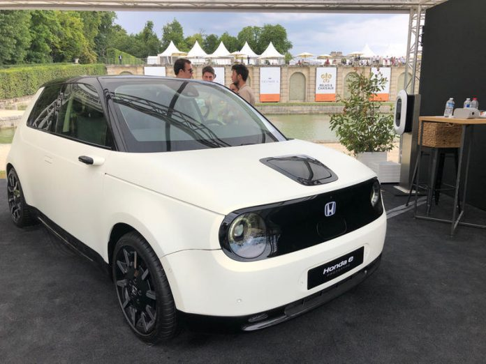 Honda E Prototype Chantilly 2019