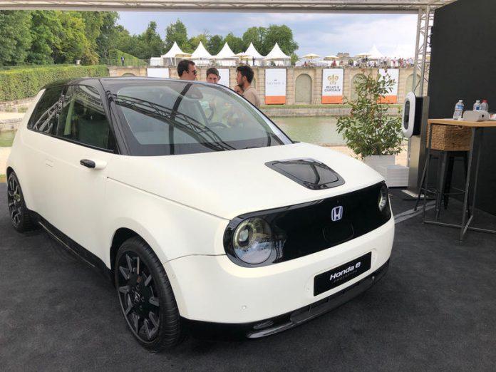 Honda E Prototype Chantilly 2019