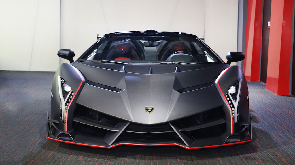 1 of 9 Lamborghini Veneno Roadster for Sale in Dubai