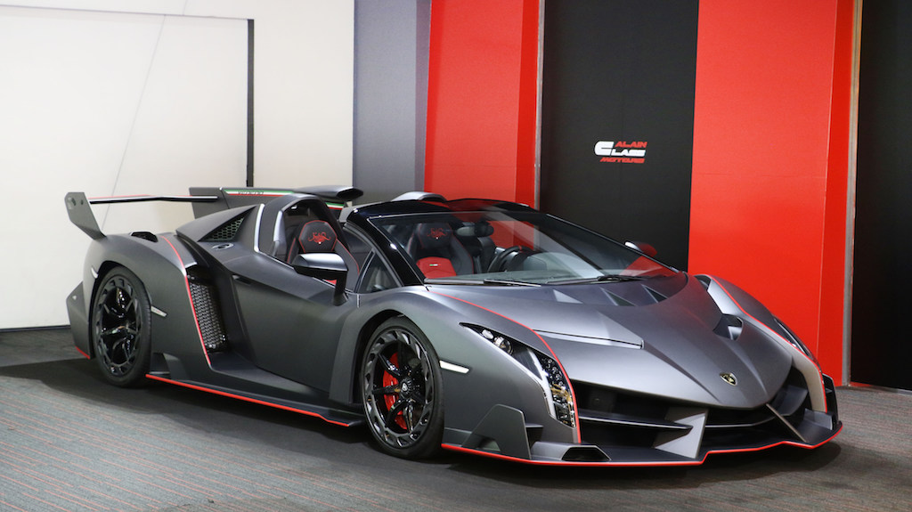 Lamborghini Veneno Roadster For Sale