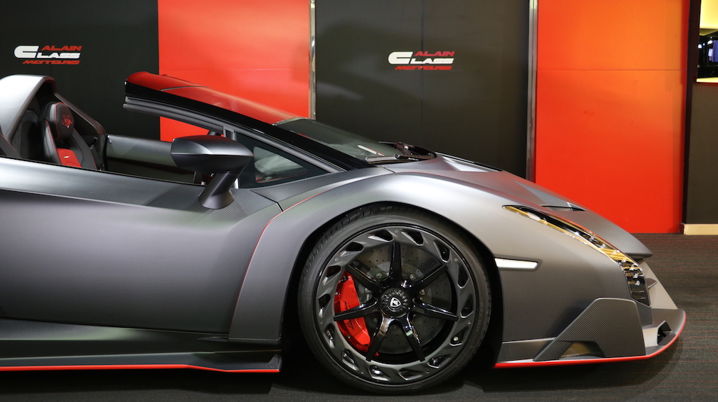 Lamborghini Veneno Roadster Wheels
