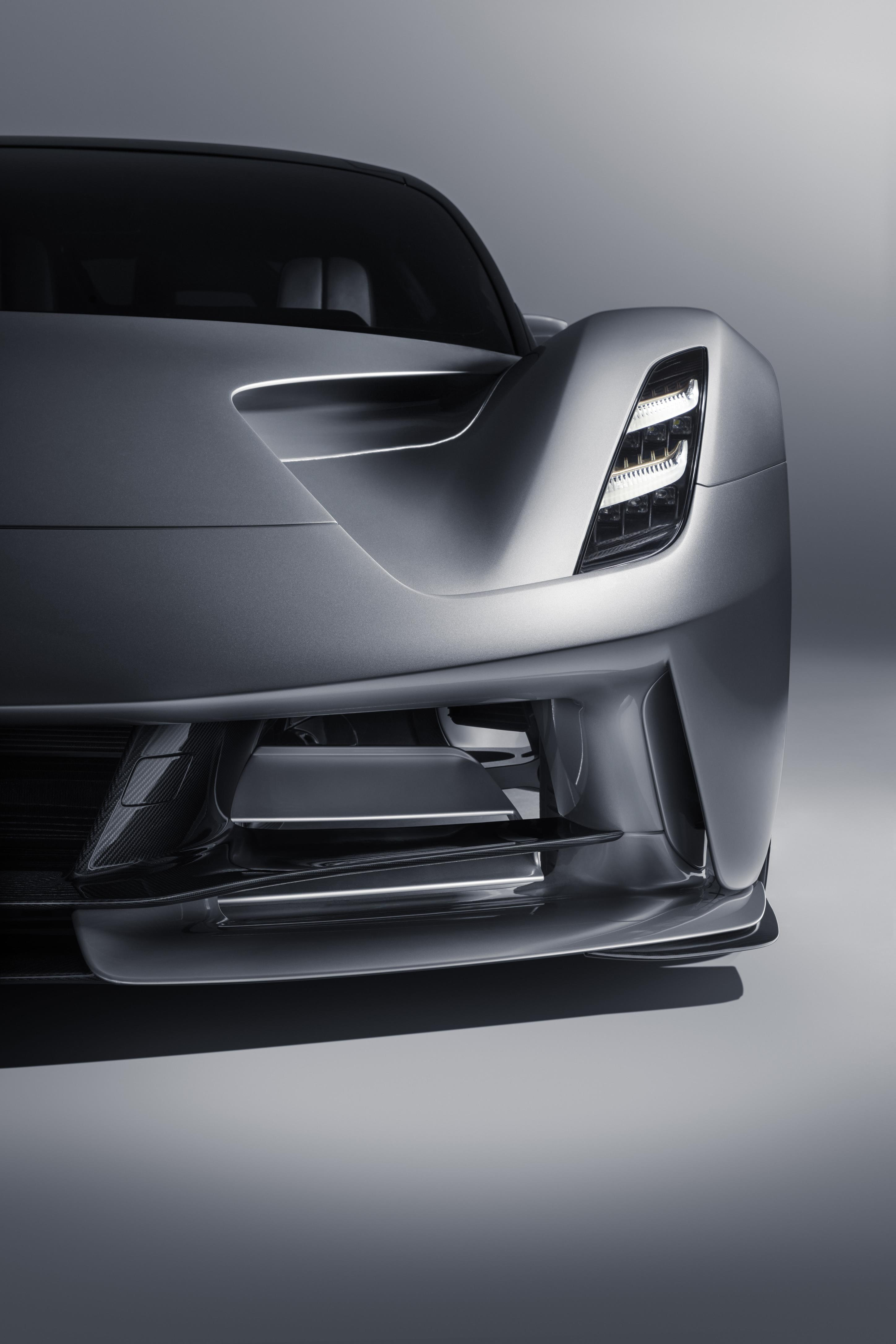 Lotus Evija Headlight