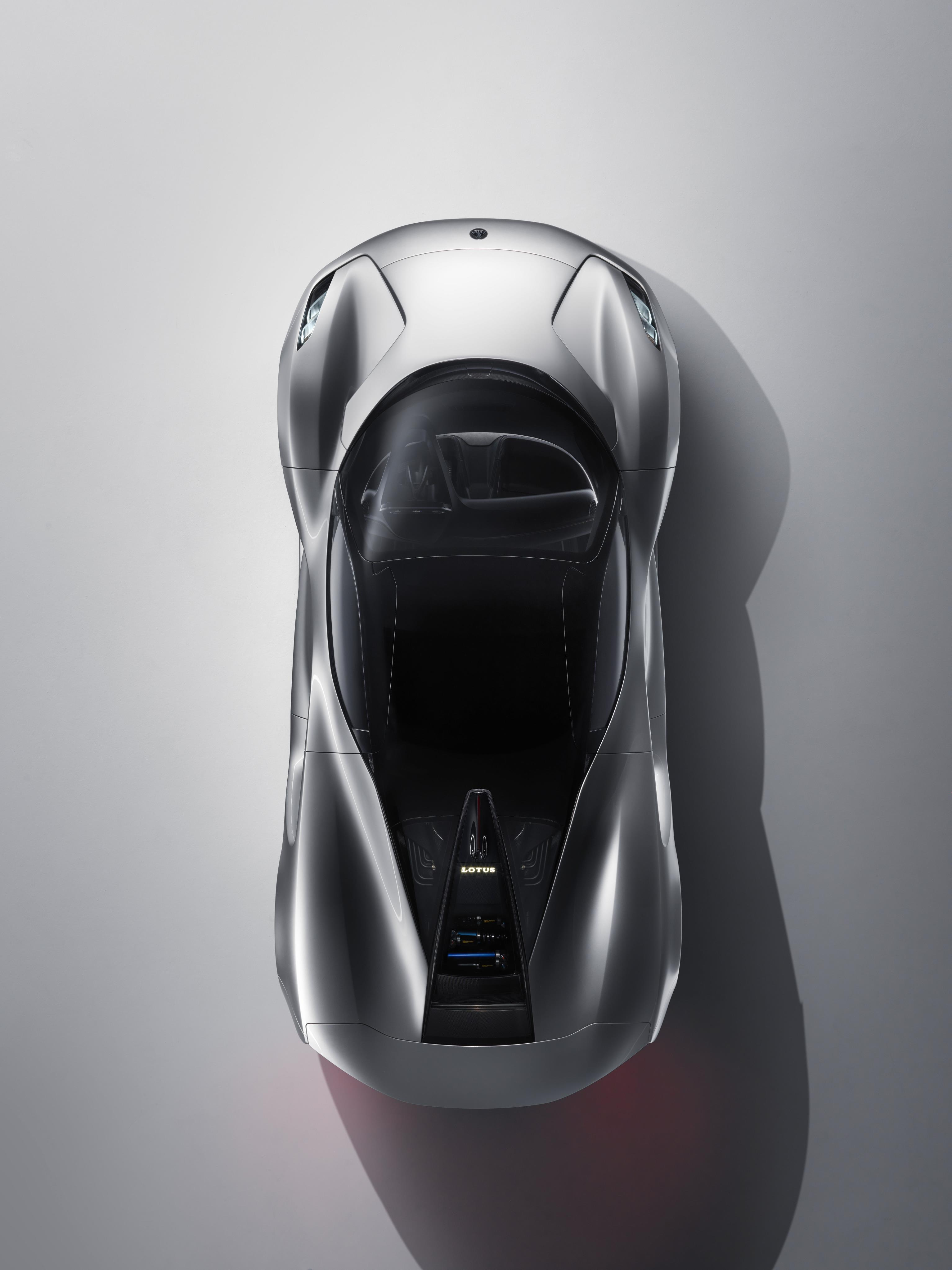Lotus Evija Roof