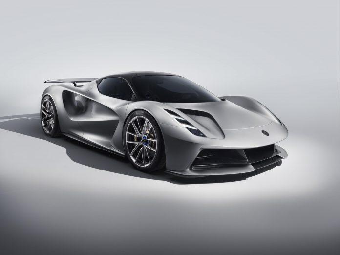 Lotus Evija Hypercar Price