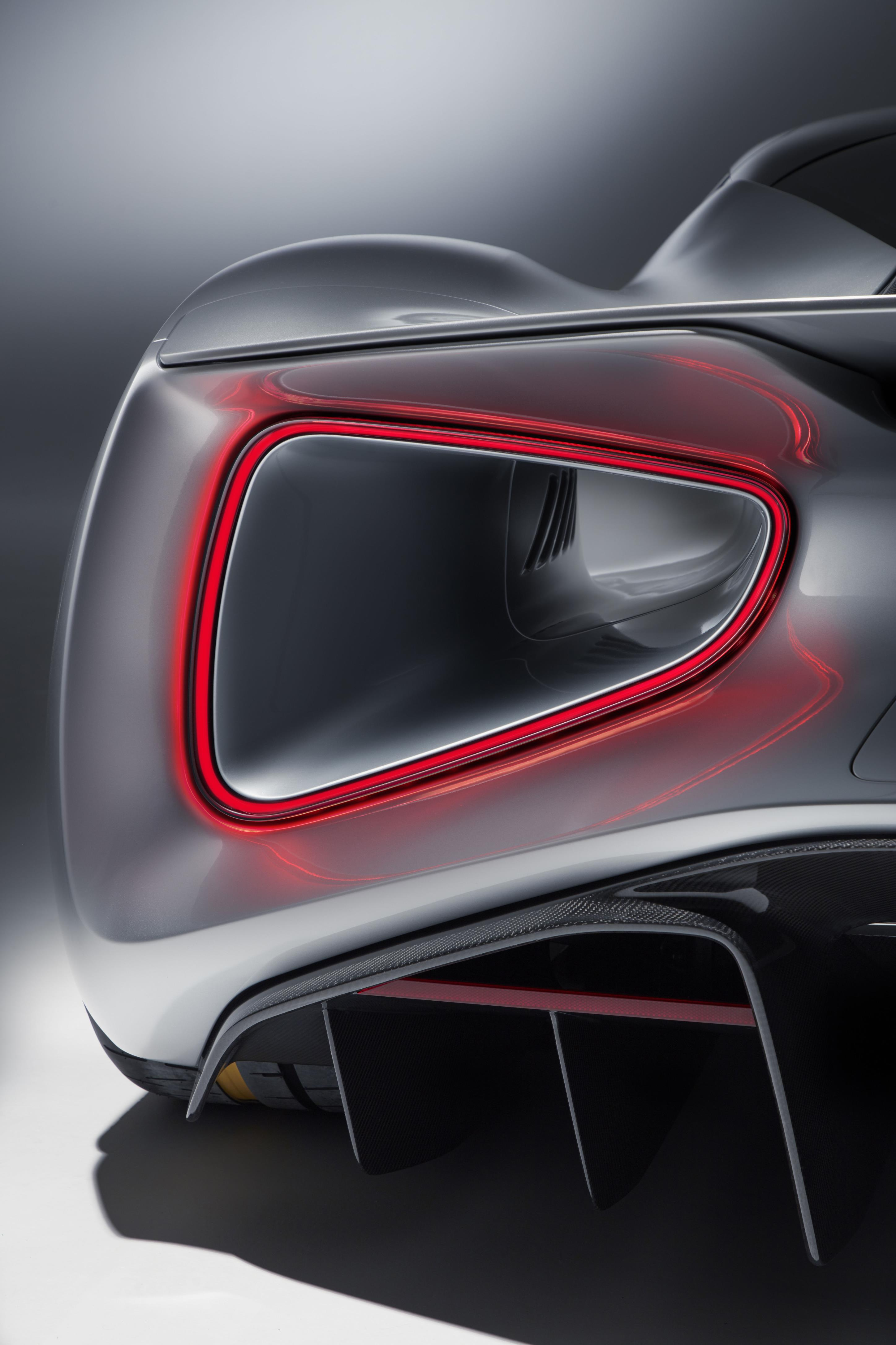Lotus Evija Rear Light
