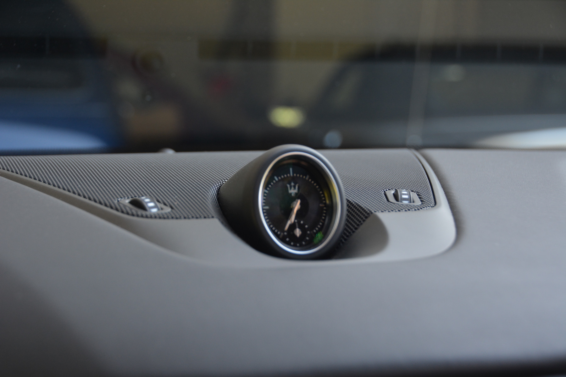 Maserati Clock