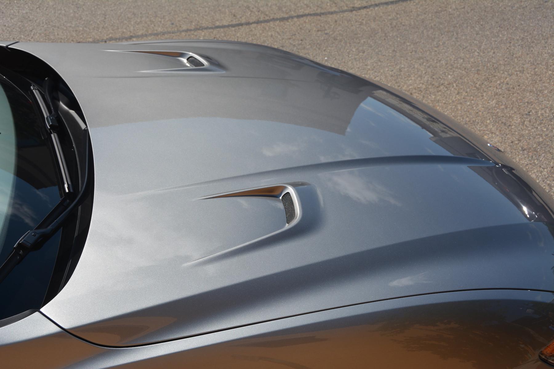 Maserati Levante Trofeo Bonnet