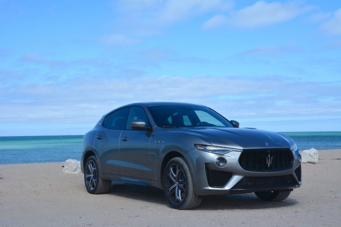 Maserati Levante Trofeo For Sale