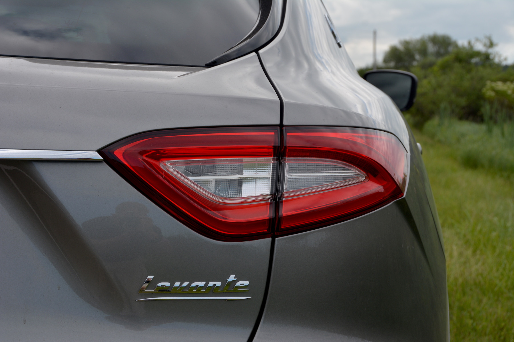 Maserati Levante Trofeo Rear Light