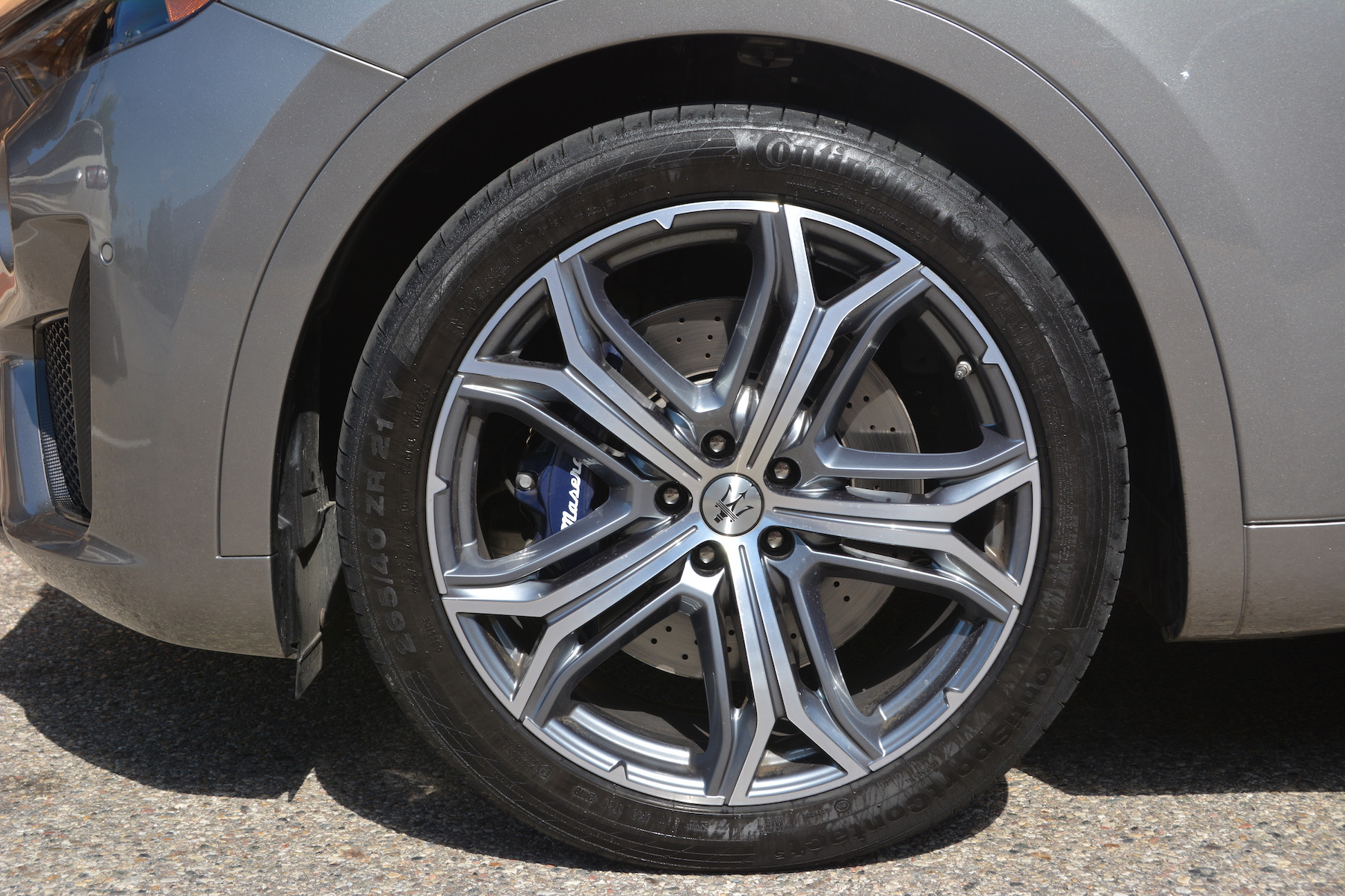 Maserati Levante Trofeo Wheels