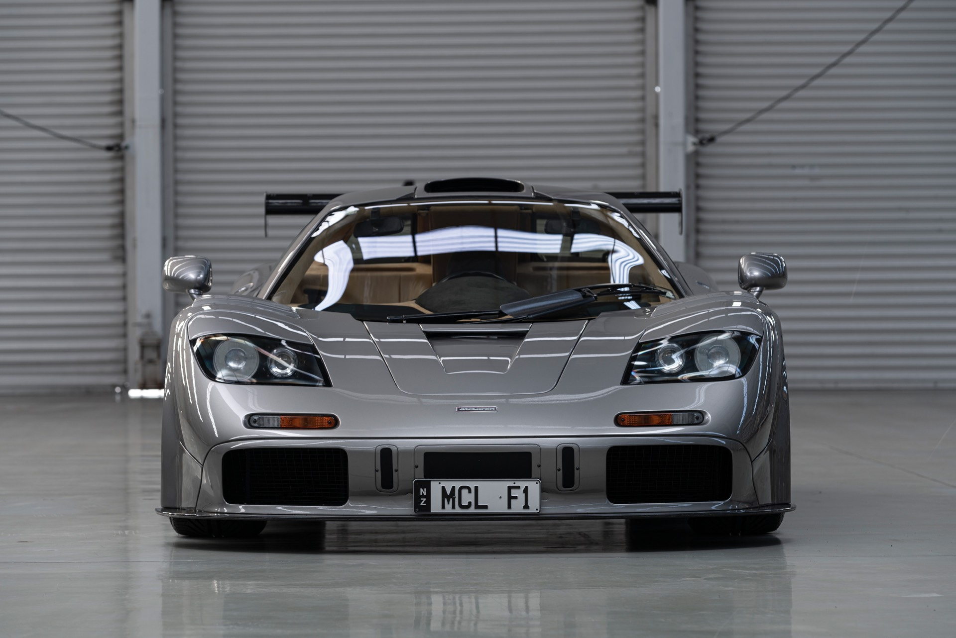 McLaren F1 LM Specification Sells for $19,805,000
