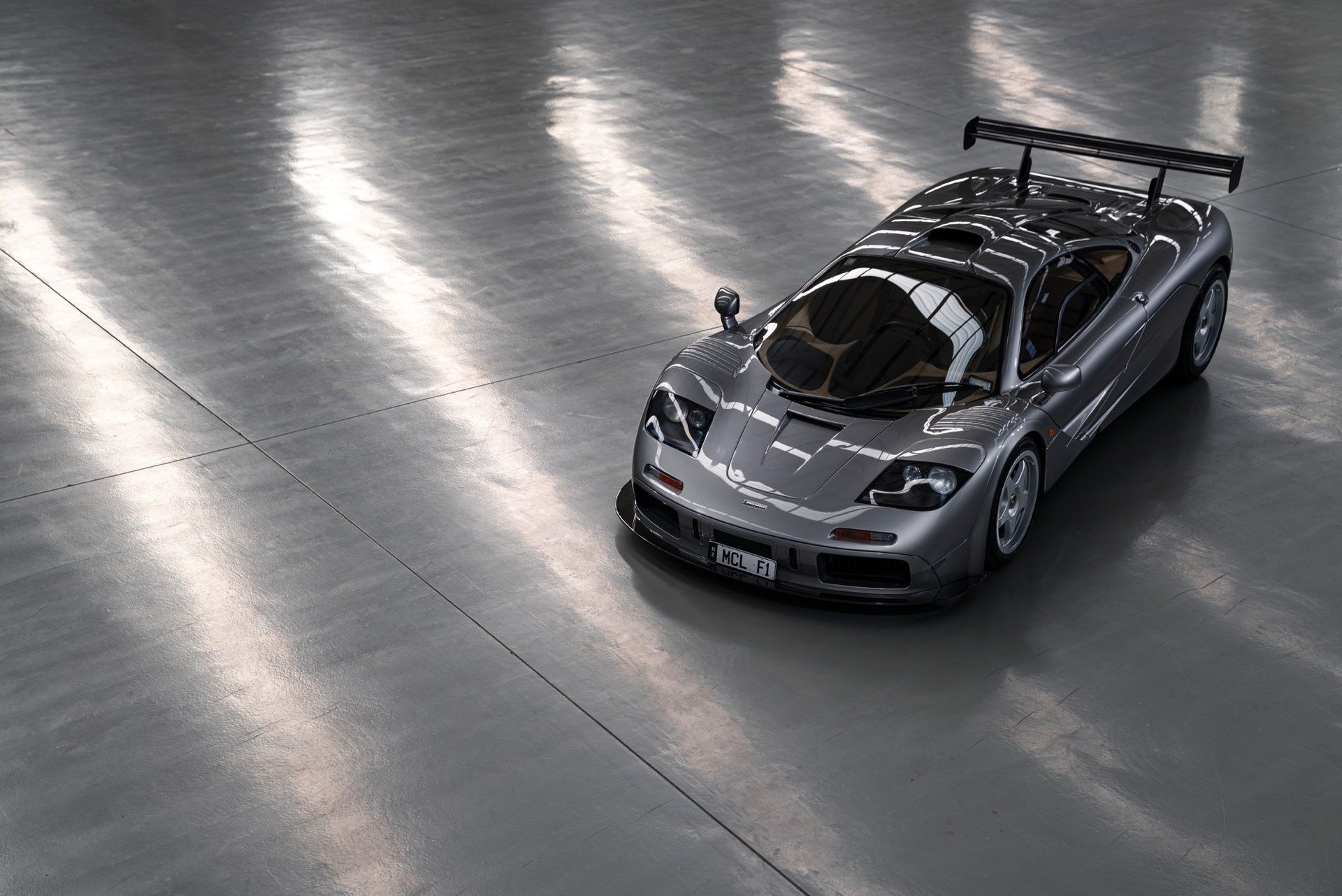 RM Sotheby's List McLaren F1 'LM-Specification' For Sale