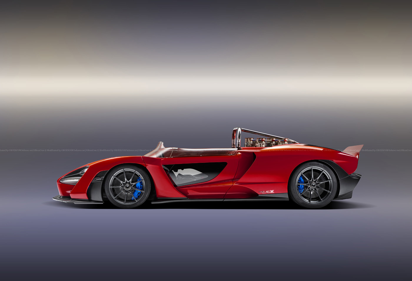 McLaren Working on Speedster Model as Monza SP2 Rival