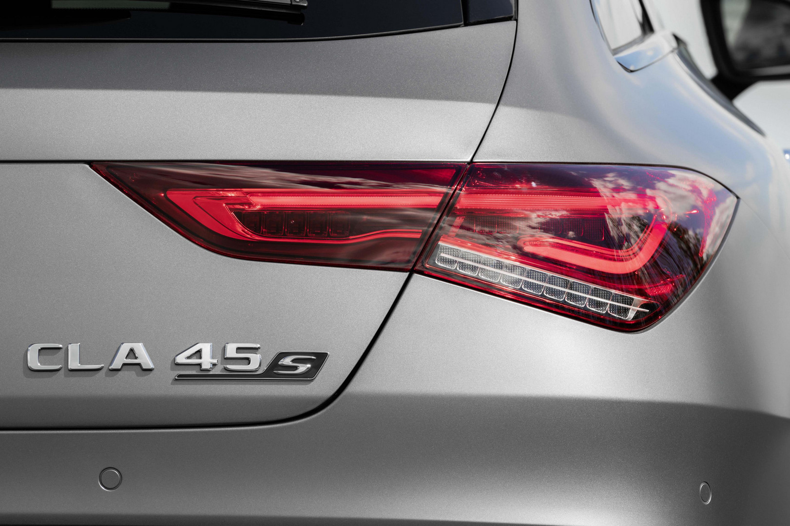 Mercedes-AMG CLA 45 S Shooting Brake Rear Lights