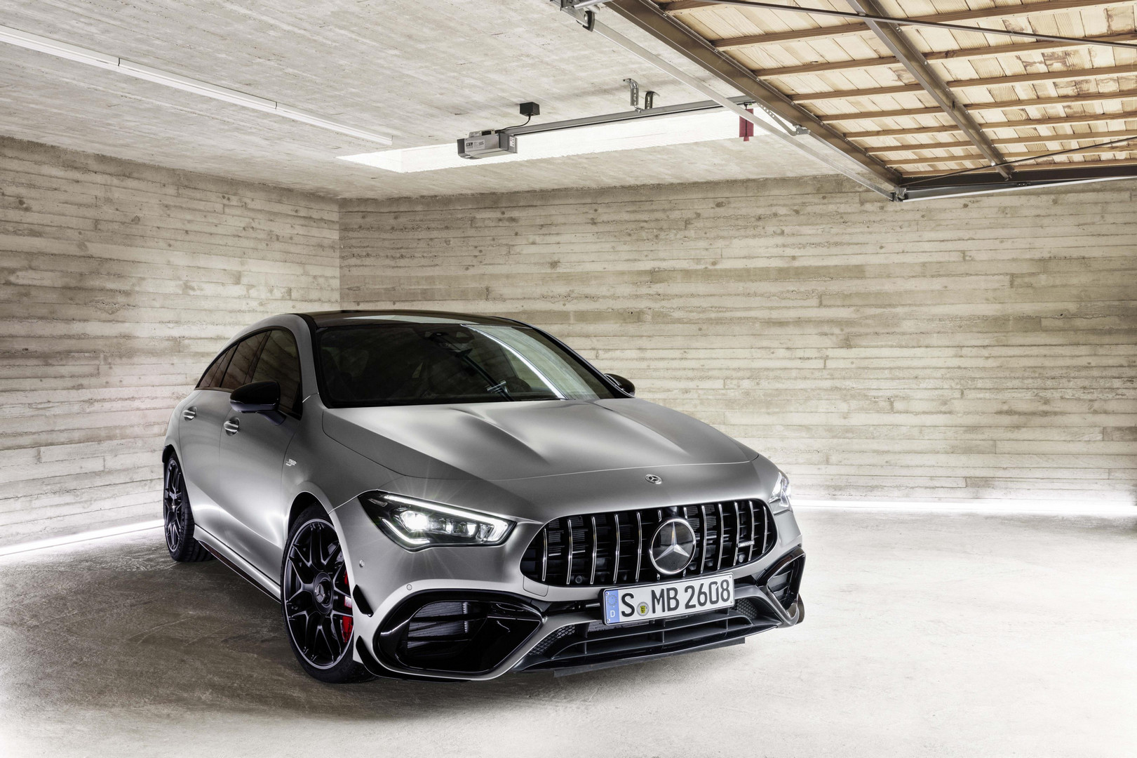 Mercedes-AMG CLA 45 S Shooting Brake Wallpaper