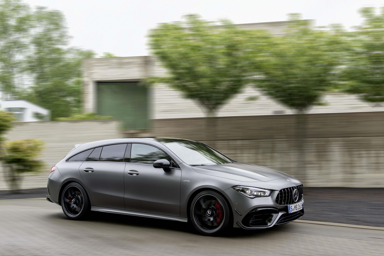 Mercedes-AMG CLA 45 S Shooting Brake Price