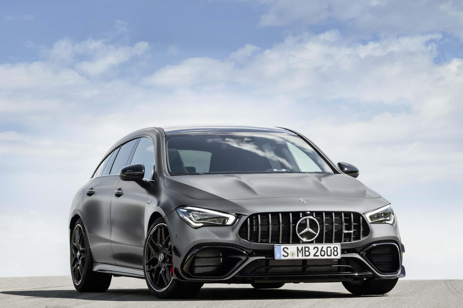 Mercedes-AMG CLA 45 S Shooting Brake