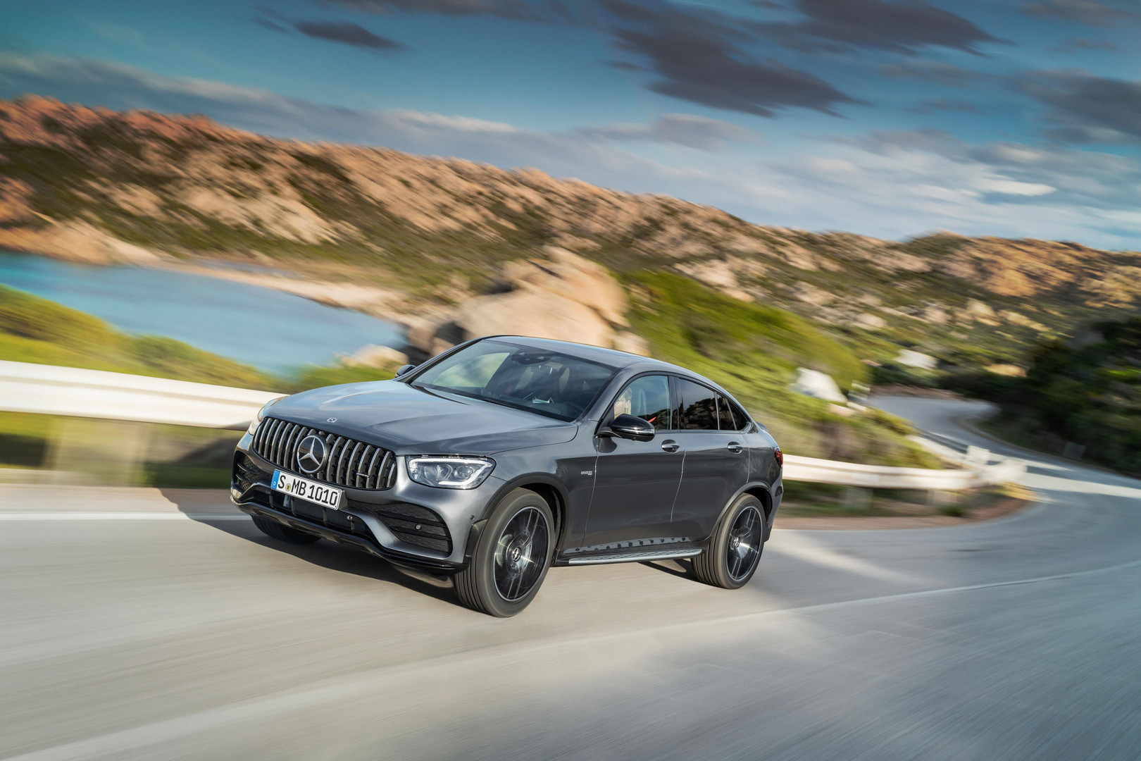 Mercedes-AMG GLC 43 Coupe Price