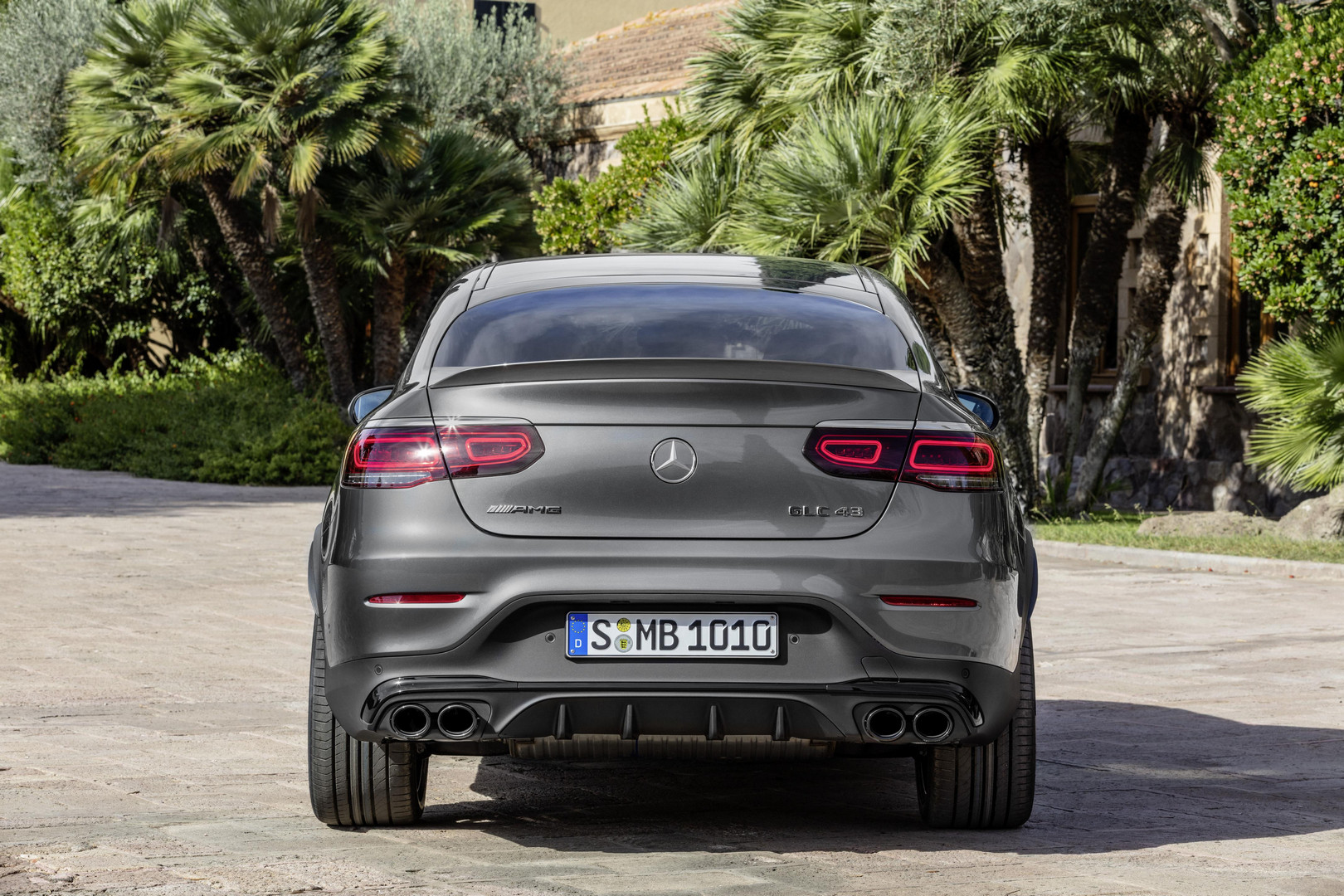 2020 Mercedes-AMG GLC 43 Coupe and SUV Models Revealed ...