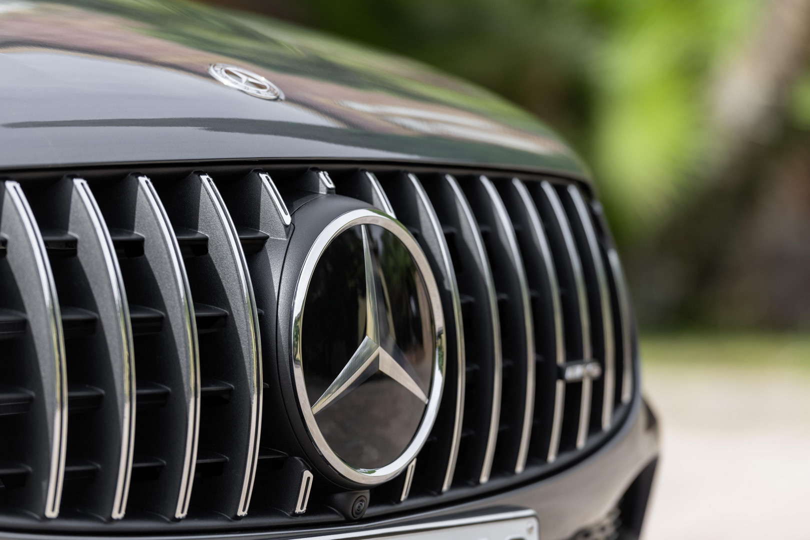 Mercedes-AMG GLC 43 Coupe Grille