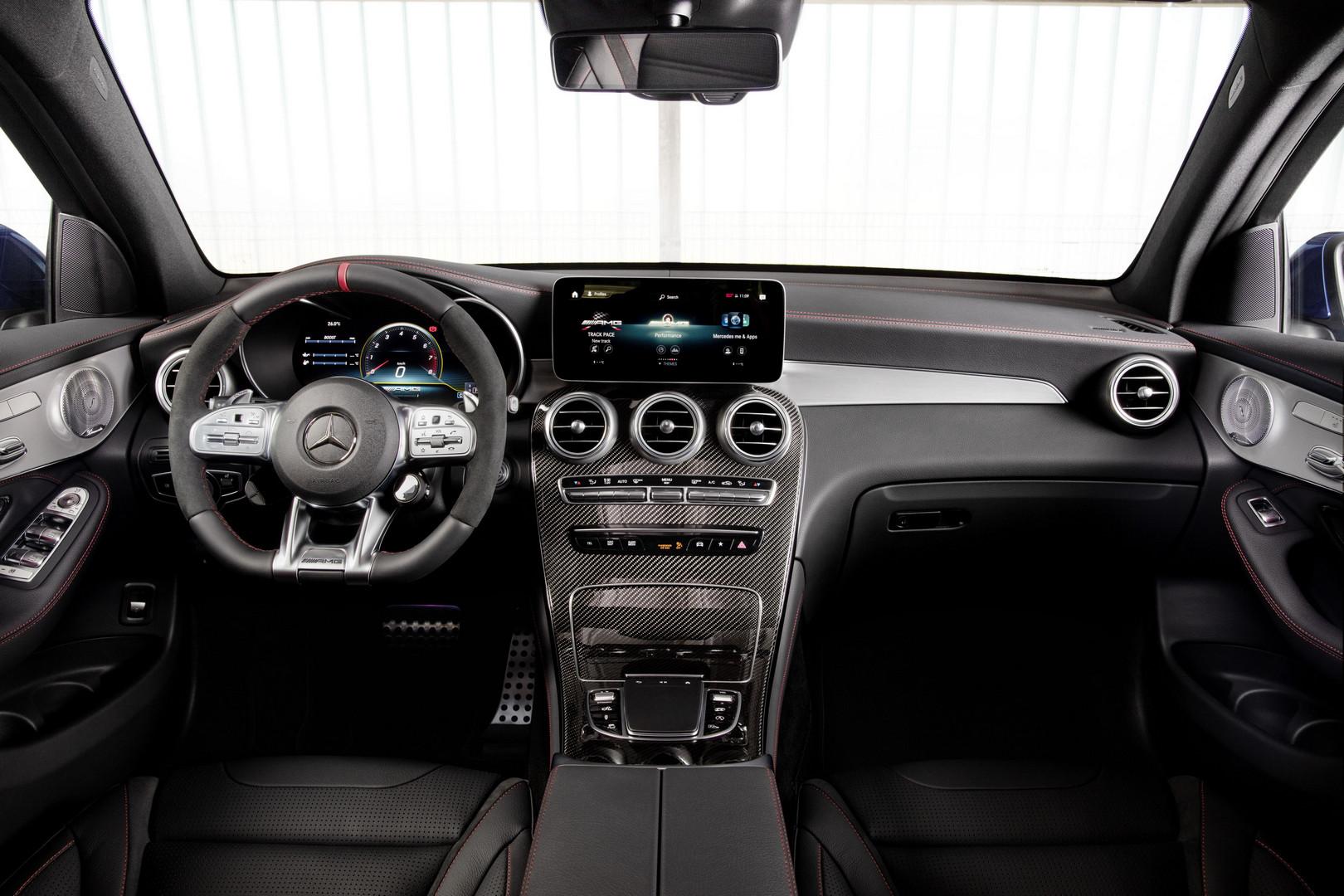 Mercedes-AMG GLC 43 SUV Interior